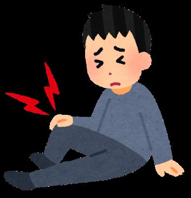 患者様の声 膝の痛み